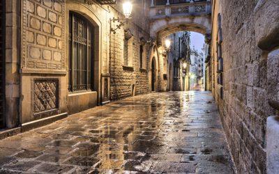 Calles emblemáticas para perderte por Barcelona