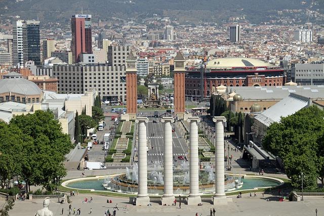Breve historia de Barcelona