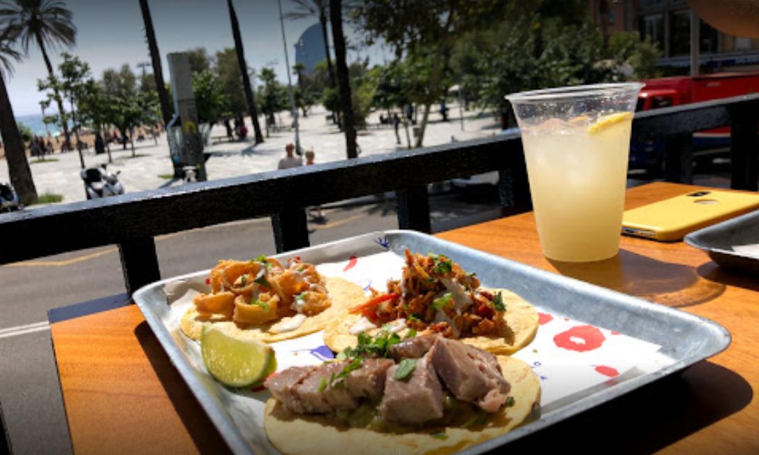 Los mejores tacos de Barcelona los encuentras en Street Tacos