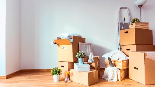 suministros en el hogar tras una mudanza
